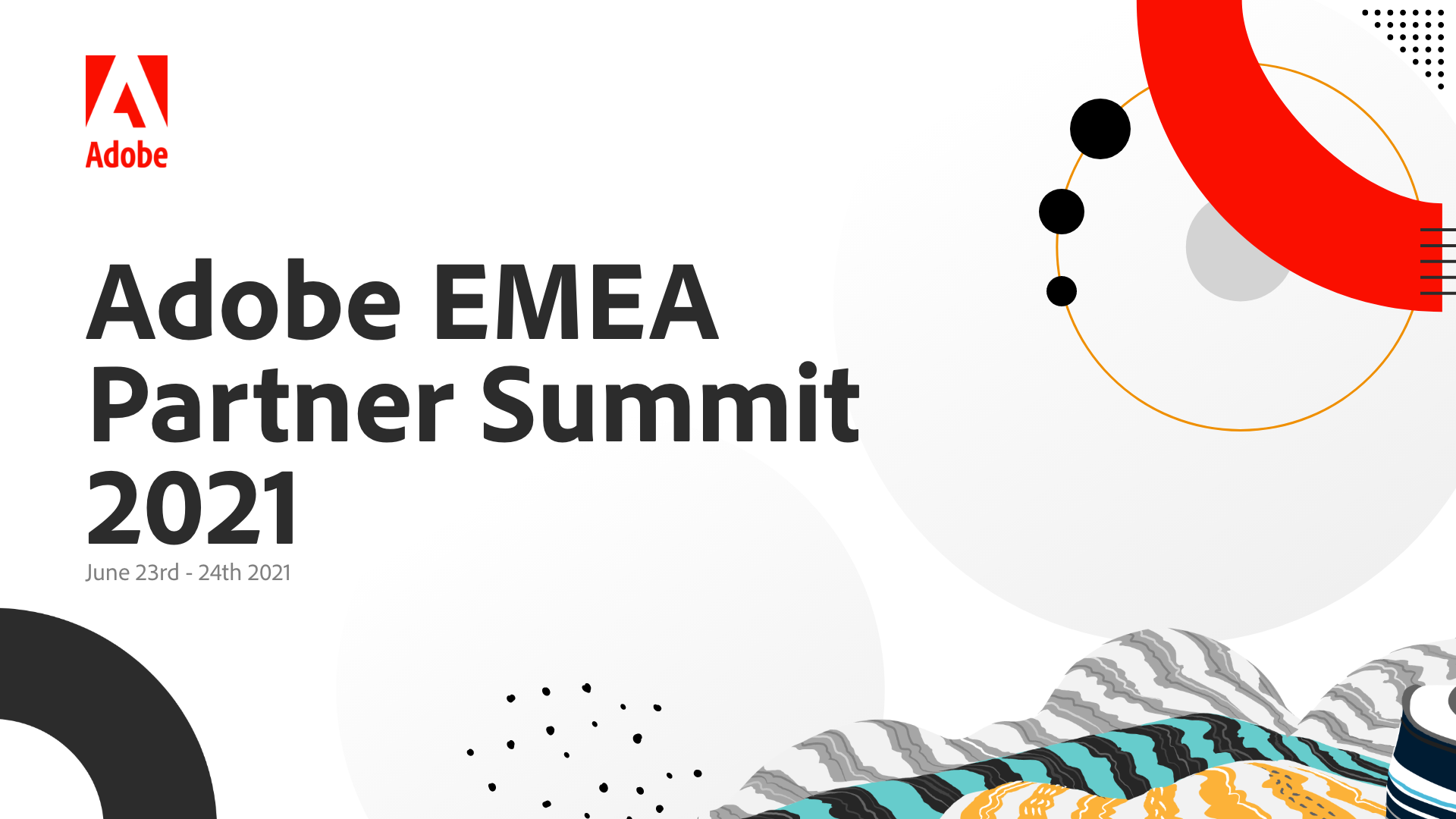Adobe EMEA Partner Summit
