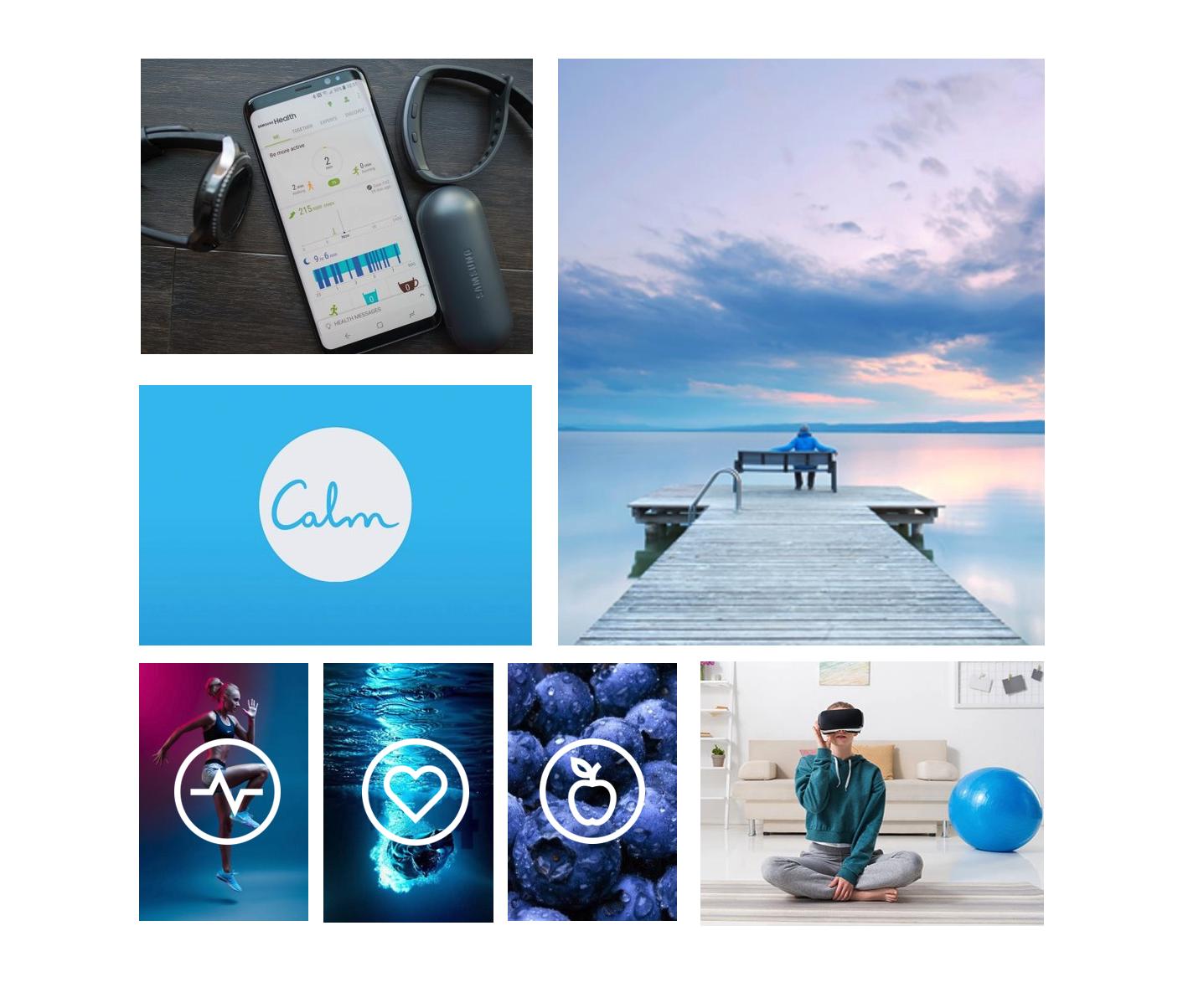 Samsung Outreach calm